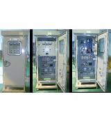 温泉源専用 屋外自立型自動制御盤(附帯機器)